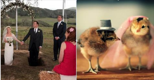 Strange Wedding Traditions From Around The World: 10 Interesting And Bizarre Marriage Customs From Around