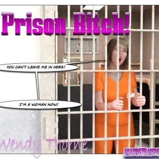 Prison Bitch! Now Available!
