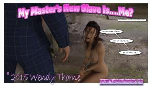 My Masters New Slave Is Me Cover