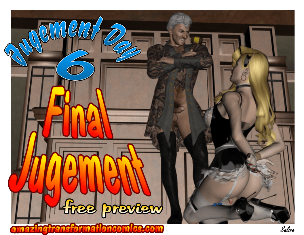 Judgement Day 6 Free Preview Cover