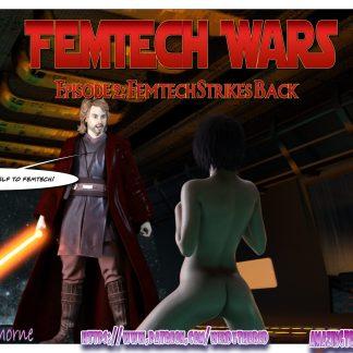 Femtech Wars 2 Femtech Strikes Back Cover