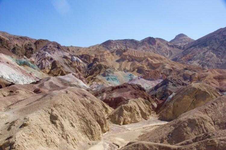 Artist Palette, Death Valley National Park