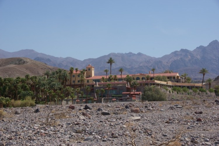 The Inn at Furnace Creek, Death Valley National Park