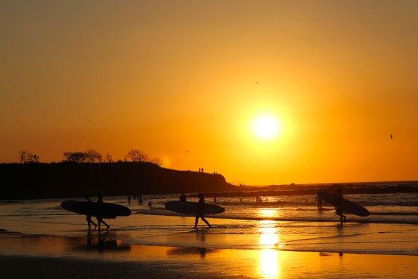 costa-rica-beach-sunset