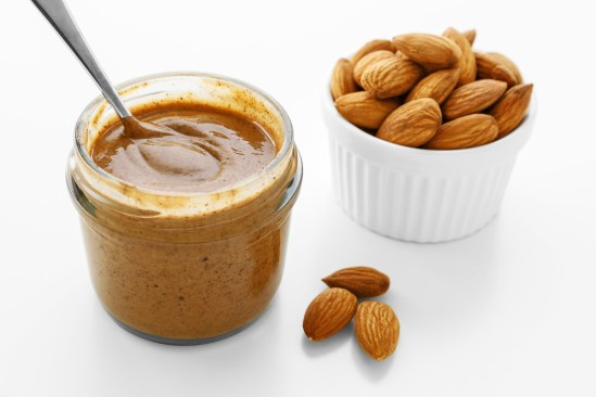 Almond Butter With Almonds