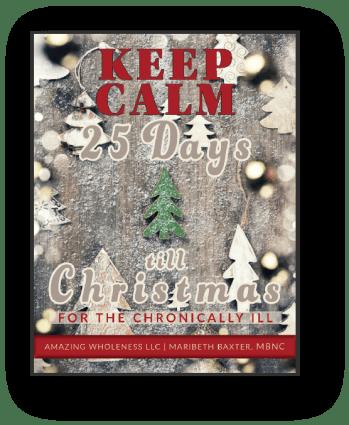 2018 Keep Calm Christmas COVER