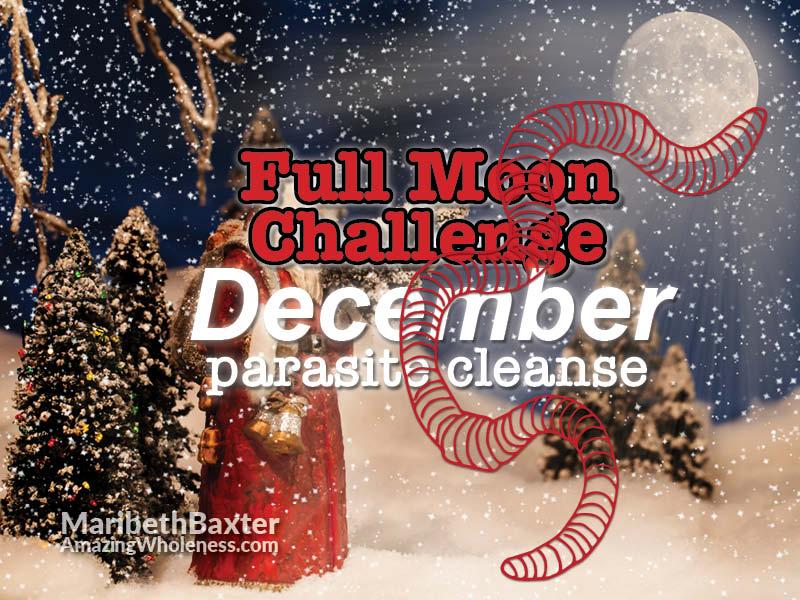 Full Moon Challenge December 2019