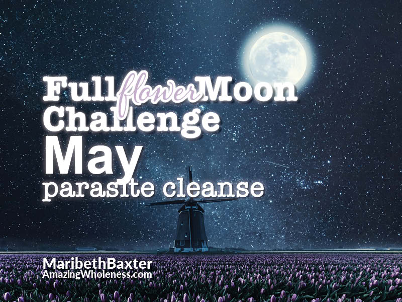 Full Moon Challenge May 2020