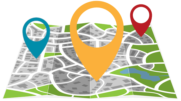 Salesforce Map Geolocation
