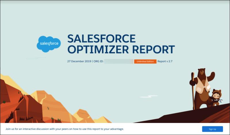 """, Le rapport PDF pour Salesforce Optimizer est en cours de retrait<span class=""""wtr-time-wrap after-title""""><span class=""""wtr-time-number"""">1</span> minutes de lecture</span>"""