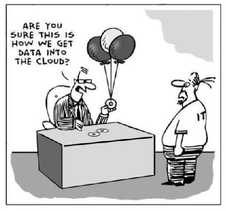 Potential Breakthrough in Cloud Technology