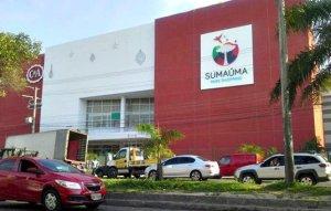Assaltantes atiram dentro de shopping durante tentativa de assalto em Manaus