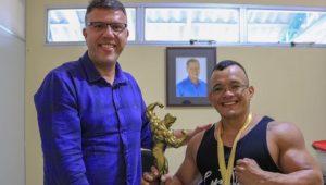 Amazonense é campeão de fisiculturismo no Sul e agora busca profissionalização