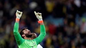 Brasil vence Paraguai nos pênaltis e avança na Copa América