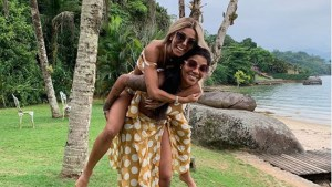 Ludmilla assume namoro com bailarina Brunna Gonçalves