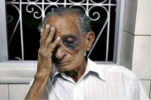 Polícia tem aumento de 28% em registros de violência contra idosos
