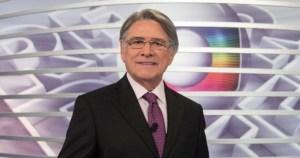 Sergio Chapelin vai deixar a bancada do Globo Repórter