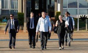 'Bandidos de esquerda começaram a voltar ao poder' na Argentina, diz Bolsonaro