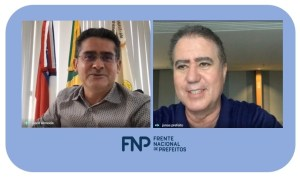 Prefeito David Almeida recebe convite para assumir vice-presidência de Floresta da FNP
