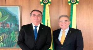 Marcelo Queiroga aceita convite de Bolsonaro para assumir o Ministério da Saúde
