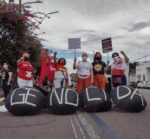 Manaus tem manifestação contra Bolsonaro após Brasil registrar 500 mil mortes