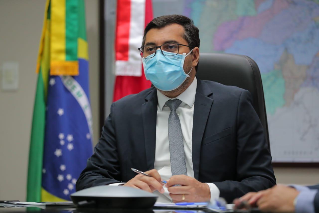 Wilson Lima não comparecerá à CPI da Pandemia