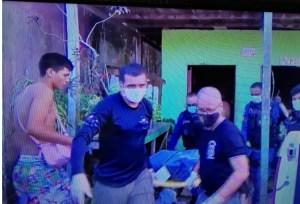 Homem é morto na frente da esposa e da filha no Amazonas
