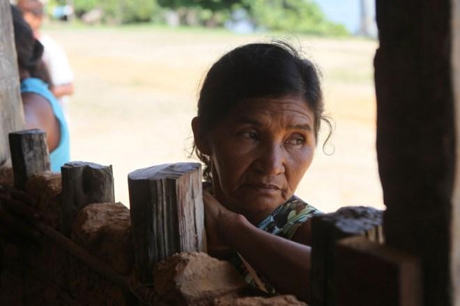 Mulher Sateré-Mawé de Andirá Marau (Foto: Danilo Mello/FotoAmazonas)
