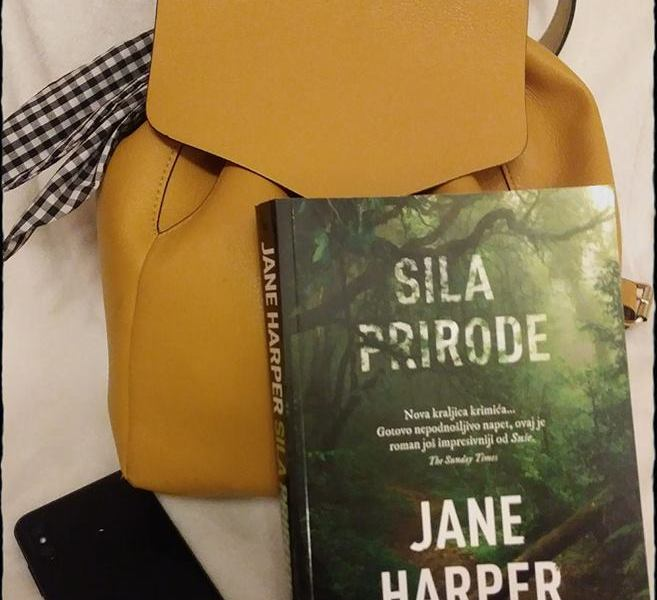 ''Sila prirode'' by Jane Harper