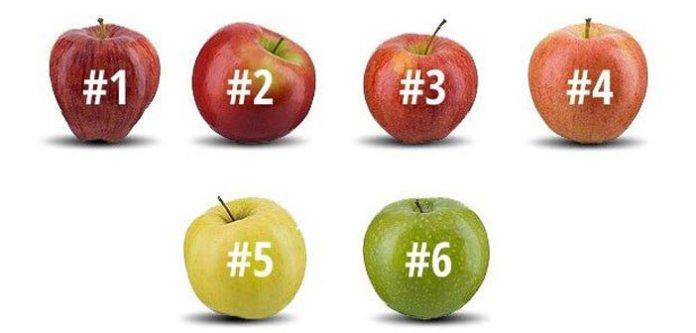 TEST: Izaberite jabuku koju biste pojeli i saznajte nešto o sebi!