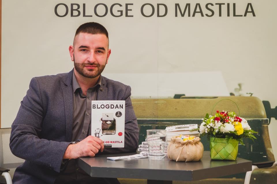 "Najava: Blogdan Stevanović i ""Oblozi od tinte"" uskoro u izdanju Naklade Fragment!"