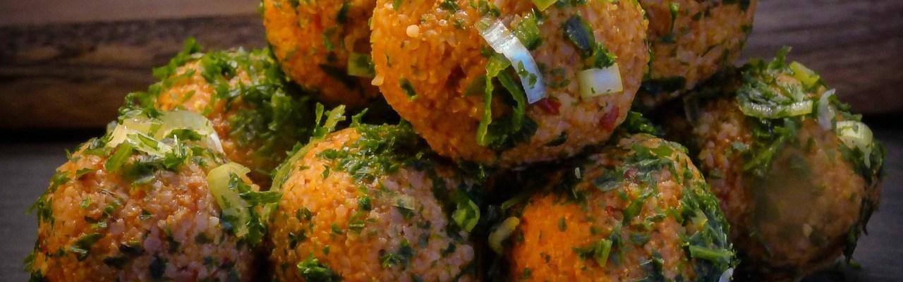Kofte – pržene indijske okruglice s umakom