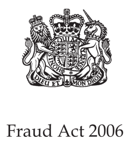 Dransfield private prosecution includes offences under the Fraud Act 2006
