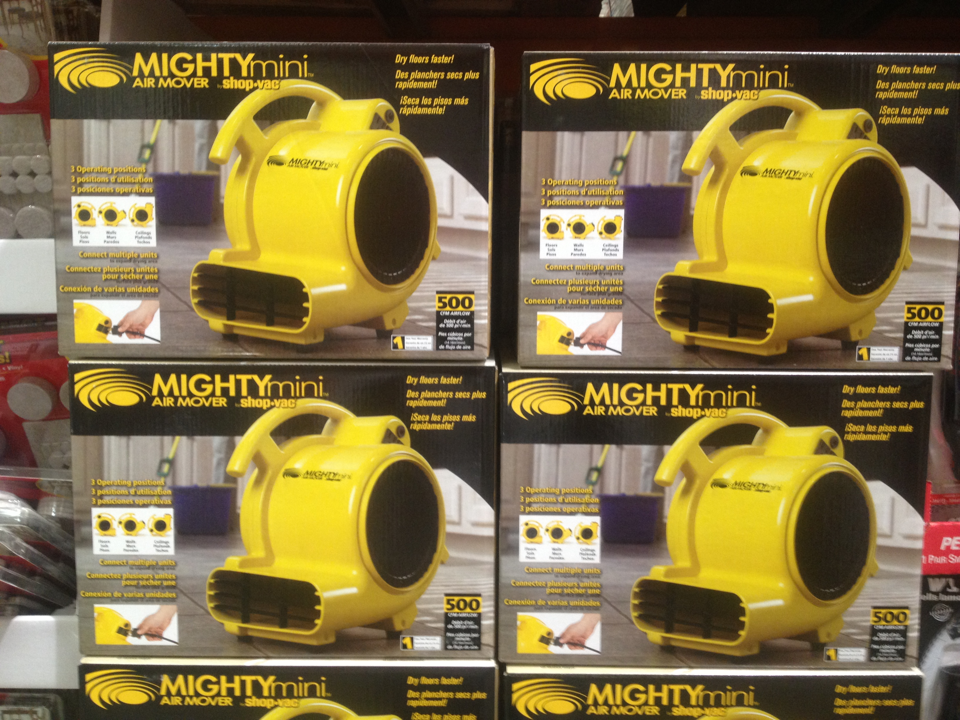 Costco - item number 684584 - Shop-Vac 3 Speed Mighty Mini ... on Costco Number id=43559