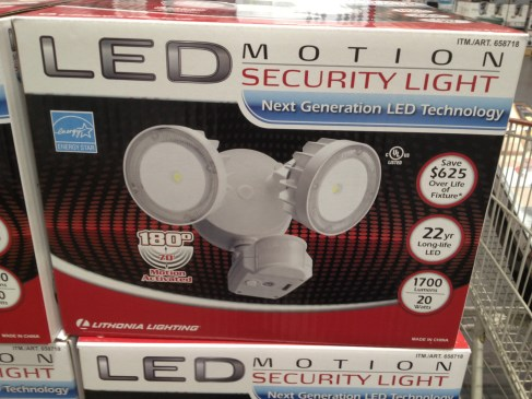 Costco - item number 658718 - Acuity Brands Twin Head LED ... on Costco Number id=19290
