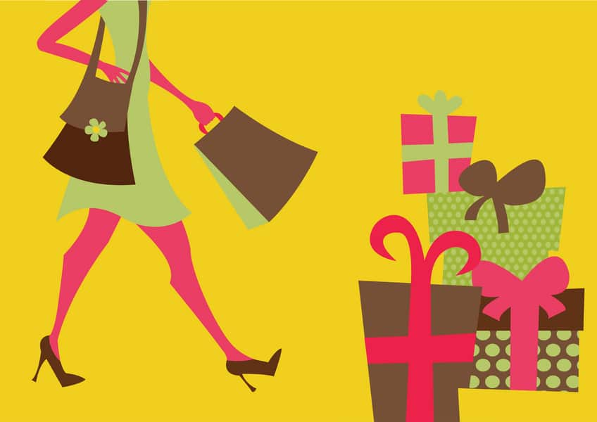 christmas shopping 2016