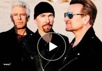 U2 tour in 2017