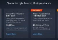 Prime Music vs Spotify