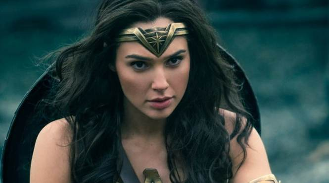 Wonder Woman on Amazon