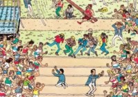 Where s Waldo on Google