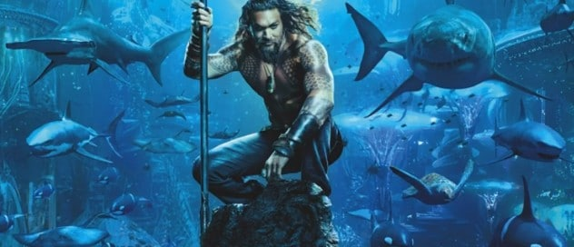 aquaman on Amazon