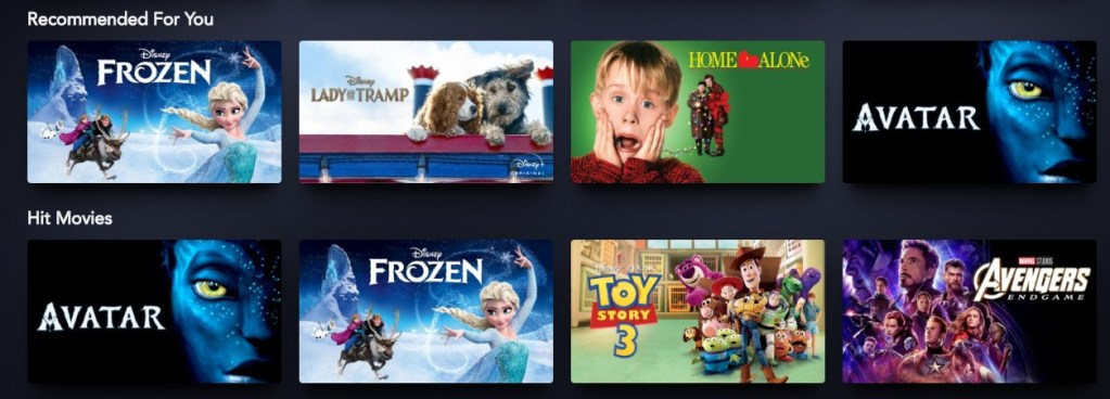Can I watch Disney+ on my fire tv abroad?
