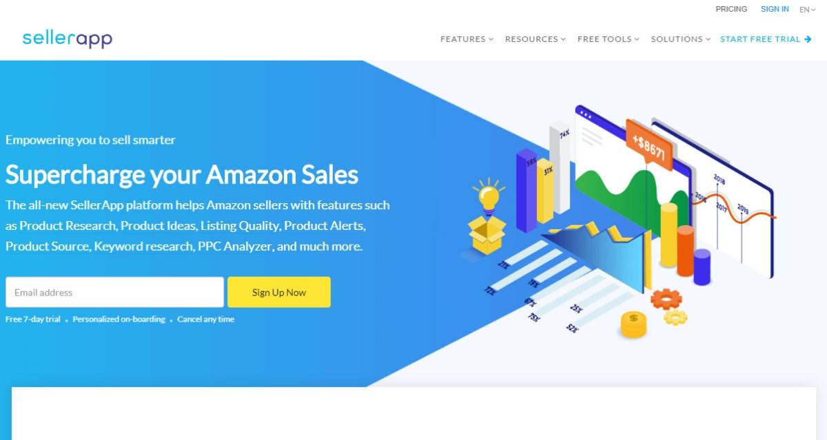 amazon fba seller tools