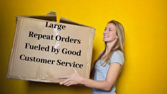 repeat orders package