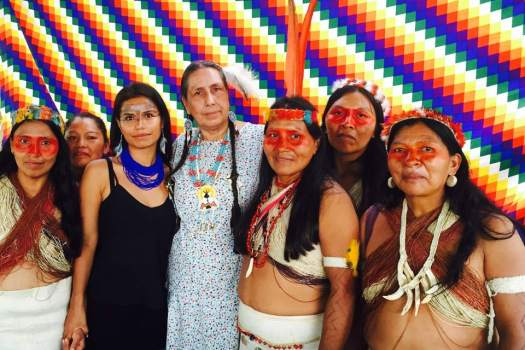 AMAZON WATCH » Indigenous Women Unite to Defend the Amazon ...
