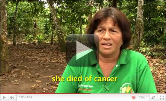 VIDEO: Stand with Carmen - Sign our petition to Chevron now!