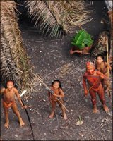 Uncontacted Tribes Wiped Out by Drug Traffickers, Oil Companies?