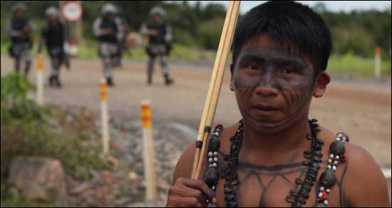 A United Cry Against Dams in the Amazon