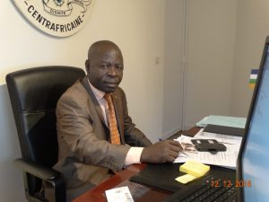 Mr Magloire Serge Moussa