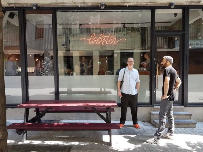 20160623_132436 Nieuw in Antwerpen: lobster bar Savage